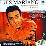 Luis Mariano Luis Mariano. Sus Primeras Grabaciones (1943-1953)