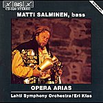Matti Salminen Mozart / Verdi: Opera Arias For Bass