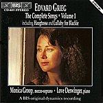 Monica Groop Grieg, E.: Songs (Complete), Vol. 1 (Groop)