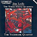 Yggdrasil Leifs: String Quartets Nos. I-3