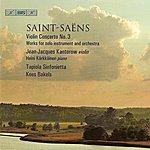 Jean-Jacques Kantorow Saint-Saens: Violin Concerto No. 3 / Caprice Andalous
