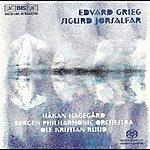 Håkan Hagegård Grieg: Sigurd Jorsalfar / Bergliot / Den Bergtekne