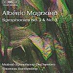 Thomas Sanderling Magnard: Symphony No. 1 In C Minor / Symphony No. 3 In B Flat Minor