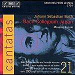 James Gilchrist Bach, J.S.: Cantatas, Vol. 21 (Suzuki) - Bwv 65, 81, 83, 190