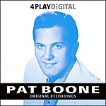 Pat Boone Love Letters In The Sand - 4 Track EP