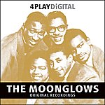 The Moonglows Secret Love - 4 Track EP