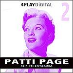 Patti Page All My Love (Bolero) - 4 Track EP