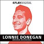 Lonnie Donegan Cumberland Gap - 4 Track EP