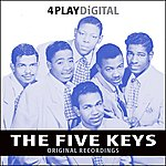 The Five Keys Rocking And Crying Blues - 4 Track EP