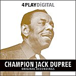 Champion Jack Dupree How Long Blues - 4 Track EP
