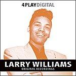 Larry Williams Boney Moronie - 4 Track Ep