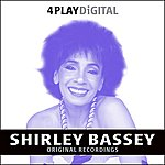 Shirley Bassey Stormy Weather - 4 Track EP