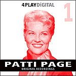 Patti Page The Tennessee Waltz - 4 Track EP
