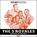 The 5 Royales Help Me Somebody - 4 Track EP