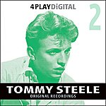 Tommy Steele A Handful Of Songs - 4 Track EP