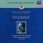 Bournemouth Symphony Orchestra Walton: Centenary Edition (4 Cds)