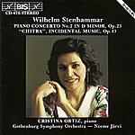 Cristina Ortiz Stenhammar: Piano Concerto No. 2 / Chitra Suite