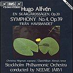 Neeme Järvi Alfven: Symphony No. 4, Op. 39