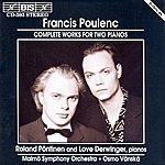 Roland Pontinen Poulenc: Complete Works For Two Pianos