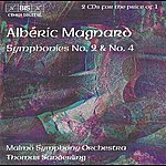 Thomas Sanderling Magnard: Symphonies Nos. 2 And 4