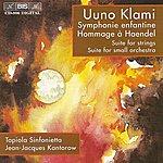 Jean-Jacques Kantorow Klami: Symphonie Enfantine / Hommage A Handel / Suite For Strings / Suite For Small Orchestra