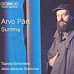 Jean-Jacques Kantorow Part: Tabula Rasa / Frates / Collage Sur Bach