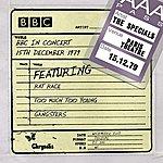 The Specials BBC In Concert (15th December 1979, In Concert Paris Theatre Recorded: 15/12/79)