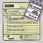 The Selecter BBC In Concert (15th December 1979, In Concert Paris Theatre Recorded: 15/12/79)