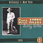 Gene Autry Early Sides: 1931