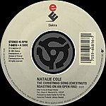 Natalie Cole The Christmas Song (Chestnuts Roasting On An Open Fire) / Nature Boy (Digital 45)