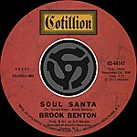 Brook Benton Soul Santa / Let Us All Get Together With The Lord (Digital 45)