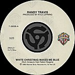 Randy Travis White Christmas Makes Me Blue / Pretty Paper (Digital 45)