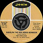 The Cadillacs Rudolph The Red Nosed Reindeer / Shock-A-Doo (Digital 45)