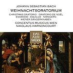 Nikolaus Harnoncourt Bach, J.S. : Weihnachtsoratorium (Christmas Oratorio) (Daw 50)