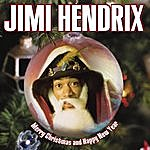 Jimi Hendrix Merry Christmas And A Happy New Year (2-Track Single)