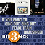 Cat Stevens If You Want To Sing Out, Sing Out/Peace Train/Roadsinger