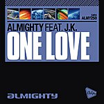 The Almighty One Love (4-Track Maxi-Single)