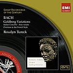 Rosalyn Tureck Goldberg Variations Etc (2008 Digital Remaster)