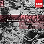 Christoph Eschenbach Mozart: Piano Concerto Nos. 9,19,21,23 & 27