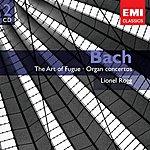 Lionel Rogg J. S. Bach: The Art Of Fugue & 'vivaldi' Solo Organ Concertos