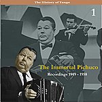 Aníbal Troilo The Immortal Pichuco, Vol. 1 / Recordings 1949 - 1958