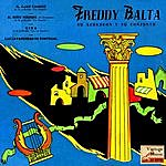 """Freddy Balta Vintage Jazz Nº 40 - Eps Collectors, """"His Accordion And His Orchestra"""""""