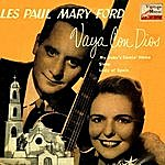 """Les Paul & Mary Ford Vintage Vocal Jazz / Swing Nº 52 - Eps Collectors, """"Vaya Con Dios"""""""
