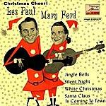"Les Paul & Mary Ford Vintage Christmas Nº 1 - Eps Collectors, ""Christmas Cheer!"""