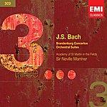 Academy Of St. Martin-In-The-Fields Bach: Brandenburg Concertos & Suites