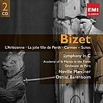 Daniel Barenboim Bizet: Orchestral Works (Gemini Series)
