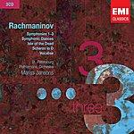 Mariss Jansons Rachmaninov: Symphonies