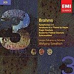 Wolfgang Sawallisch Brahms: Symphonies 1-4