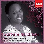 Barbara Hendricks Barbara Hendricks: Strauss Lieder