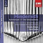 Claudio Abbado Hindemith: Kammermusik 1-7